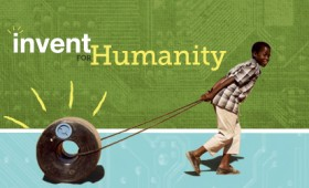 Invent for Humanity Website